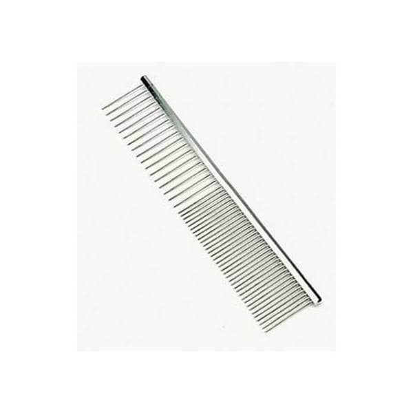 Safari Pet Products Safari 7.25-Inch Comb - Medium/Coarse