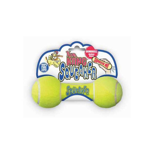 Kong Company Air Kong Squeaker Dumbell Medium