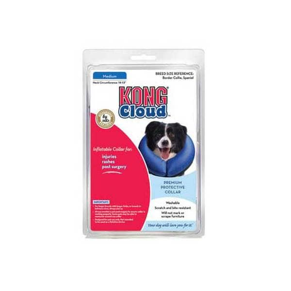 Kong Company Cloud Inflatible Collar Medium