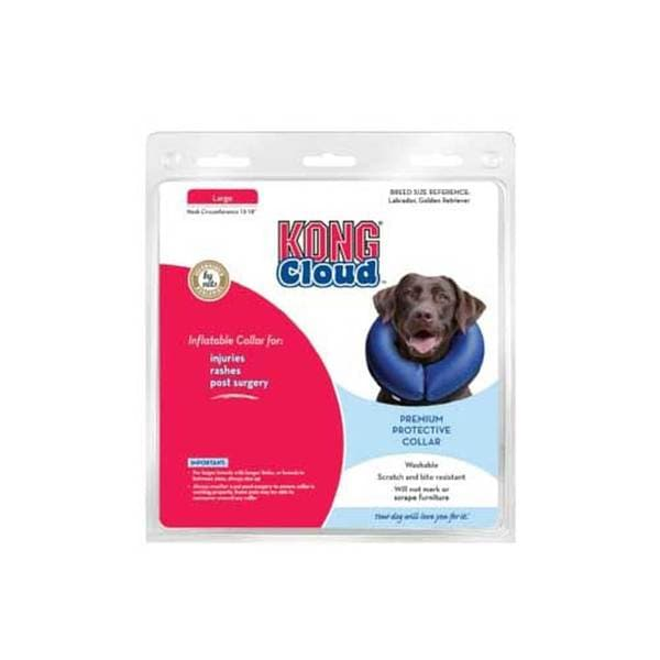 Kong Company Cloud Inflatible Collar Large