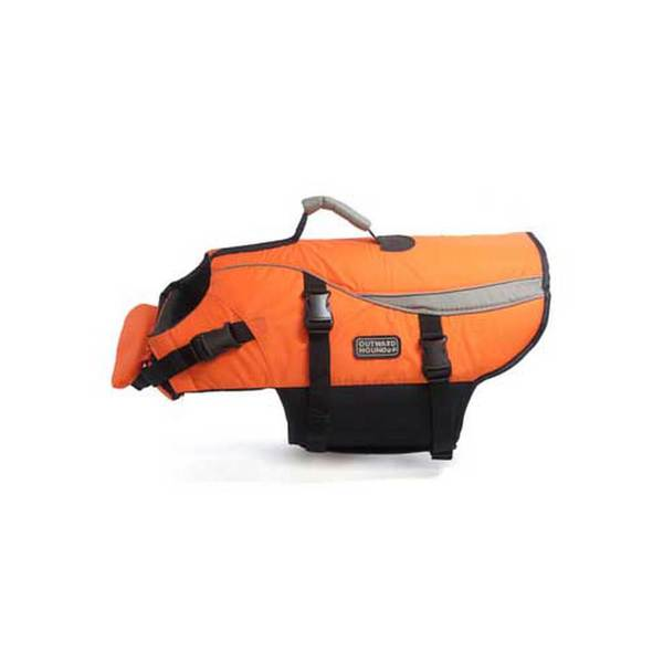 Kyjen Company Outward Hound Life Jacket Medium Orange