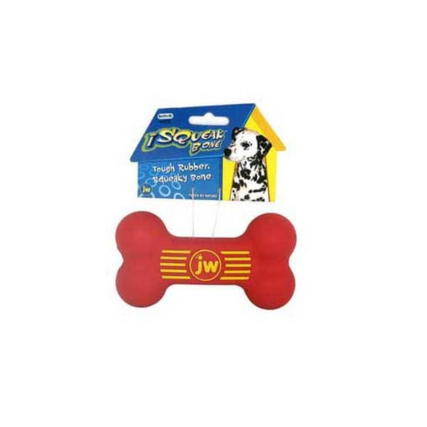 Jw Pet Company Isqueak Bone Medium