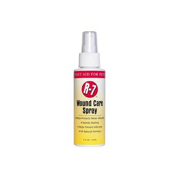 Gimborn Products R - 7 Wound Care Spray 4Oz
