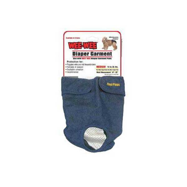 Four Paws Pet Products Wee Wee Diaper Garment Small