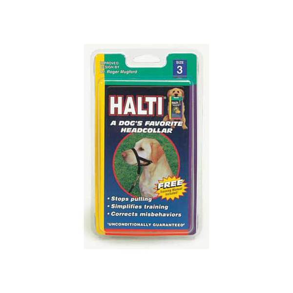 Coastal Pet Products C Nyl Halti Head Halter Size 3