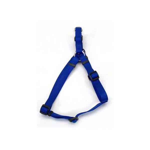 Coastal Pet Products Comfort Wrap Adj Harness 1-Inch Blue