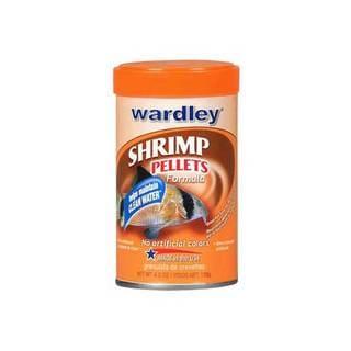 Wardley Products Shrimp Pellets 5Oz