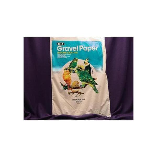 8 In 1 Pet Products Gravel Paper 11-Inch X 17-Inch