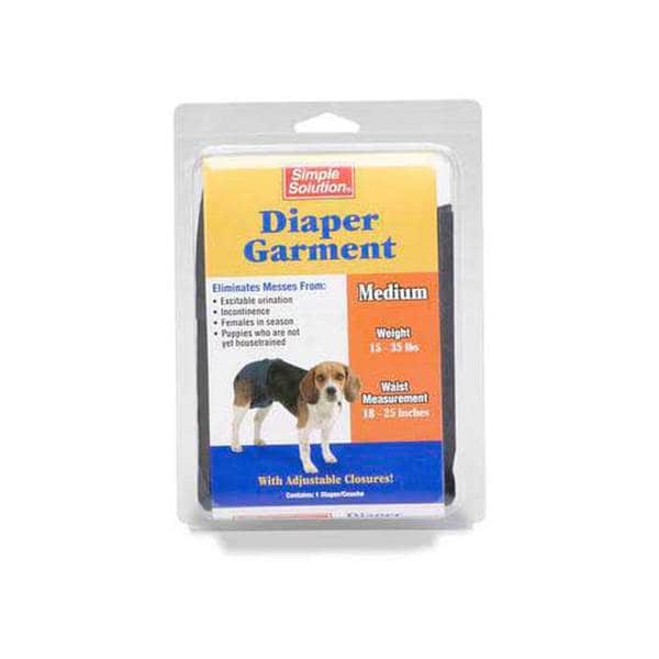 Bramton Company Simple Solution Diaper Garment Medium