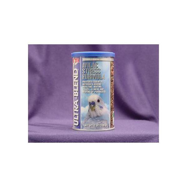 8 In 1 Pet Products Parakeet Ultrablend Avilac Stress Diet 70Z