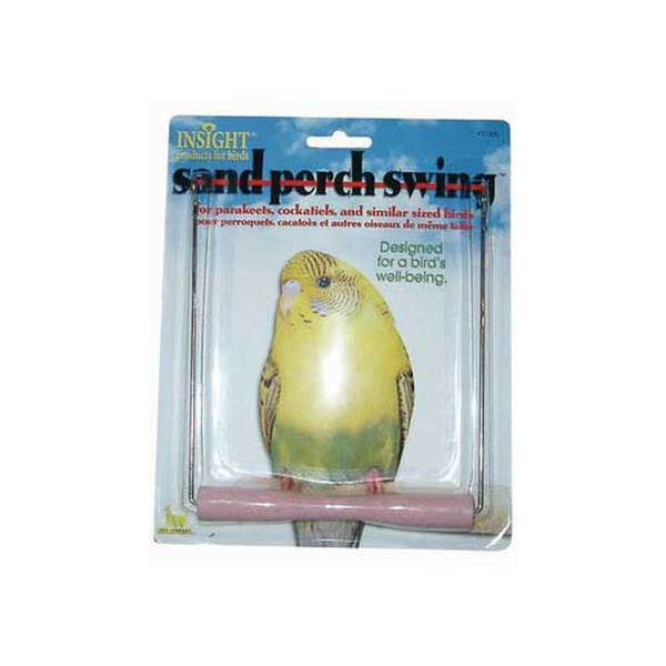 Jw Pet Company Insight Sand Perch Swing 5-Inch