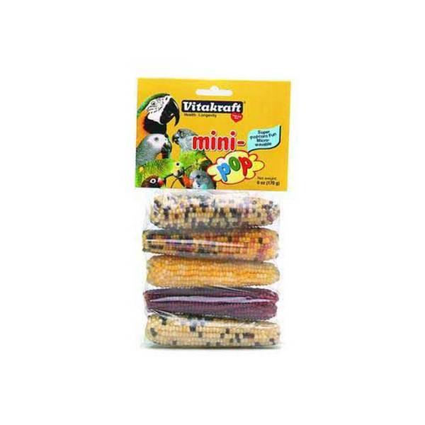Vitakraft Bird Mini Pop 6Oz