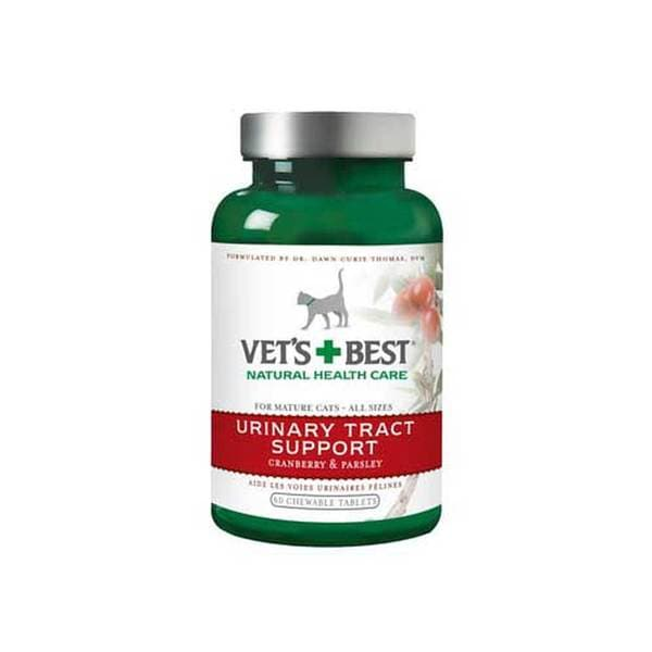 Bramton Company Vets Best Urinary Tract Support Tabs 60Ct