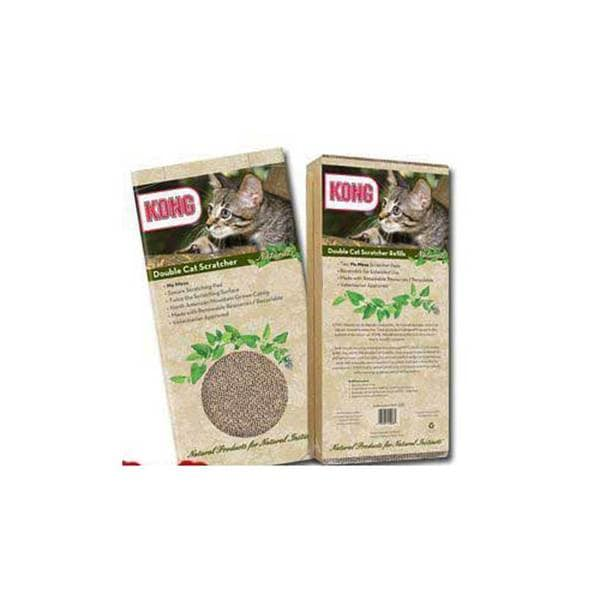 Kong Company Cat Naturals Double Scratcher