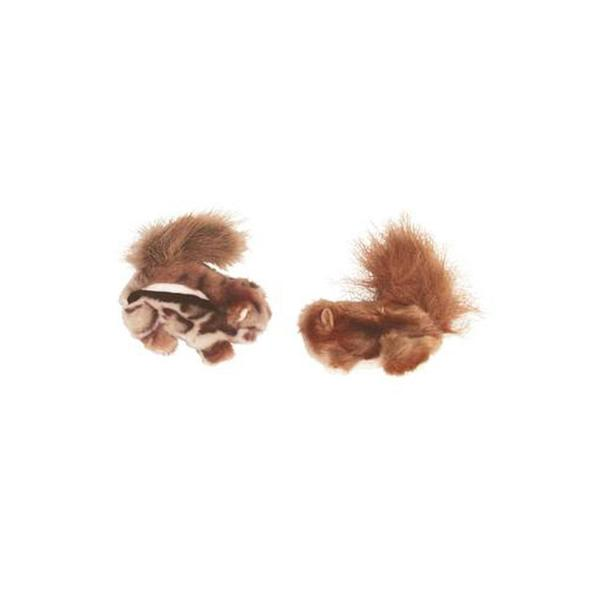 Kong Company Refillable Catnip Squirrel