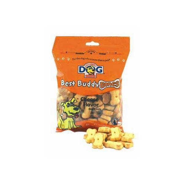 Exclusively Pet Buddy Bones Cheese Flavor 5.5 Oz