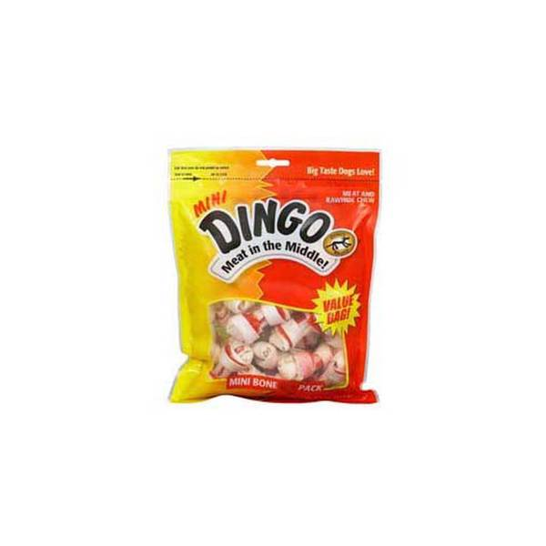Dingo Brand Dingo Mini Bone 14 Pack