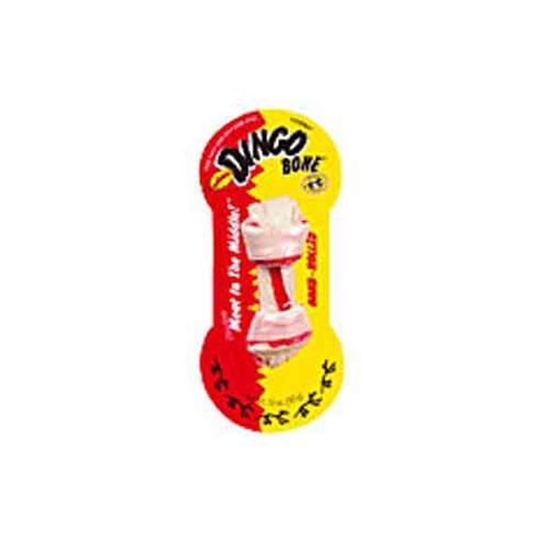 Dingo Brand Dingo Chewtreat White - Small