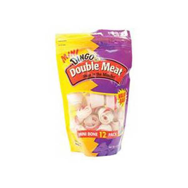 Dingo Brand Dingo Double Meat Mini 12 Pk 6.35 Oz