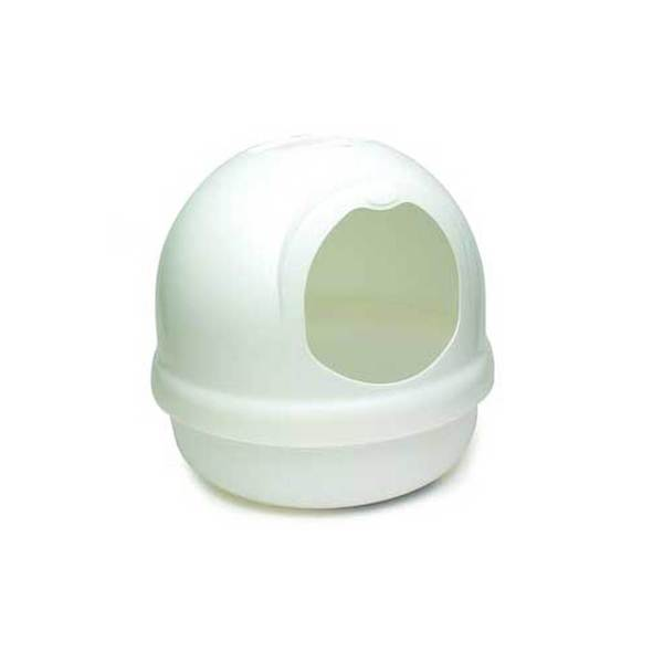 Dosckocil (Petmate) Booda Dome Litter Pan Pearl