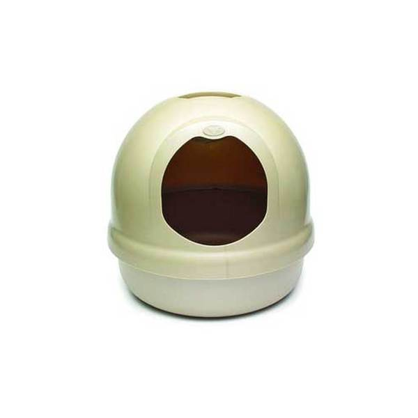 Dosckocil (Petmate) Booda Dome Litter Pan Titanium