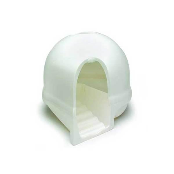 Dosckocil (Petmate) Booda Dome Clean Step Litter Pan Pearl