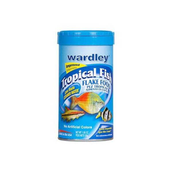 Wardley Products Tropical Flakes 1.95Oz