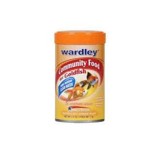 Wardley Products Goldfish Flakes 1Oz (6Pc)