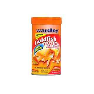 Wardley Products Goldfish Flakes 1 7/8 Oz