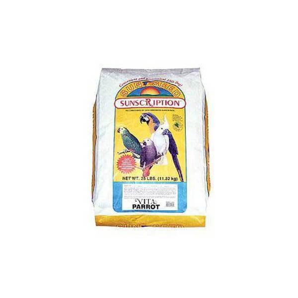 Sun Seed Company Parrot Vita - Mix 25Lb
