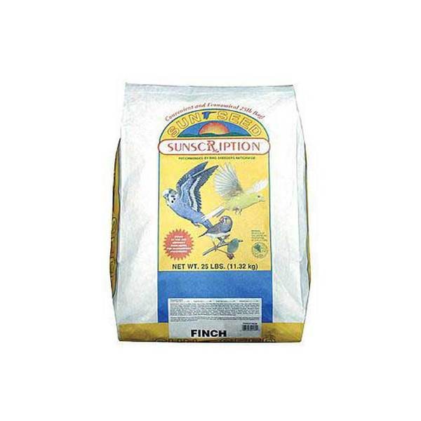 Sun Seed Company Finch Economy 25Lb