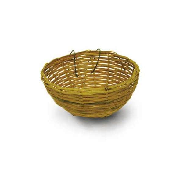 Superpet (Pets International) Nature'S Nest Natural Bamboo - Canary