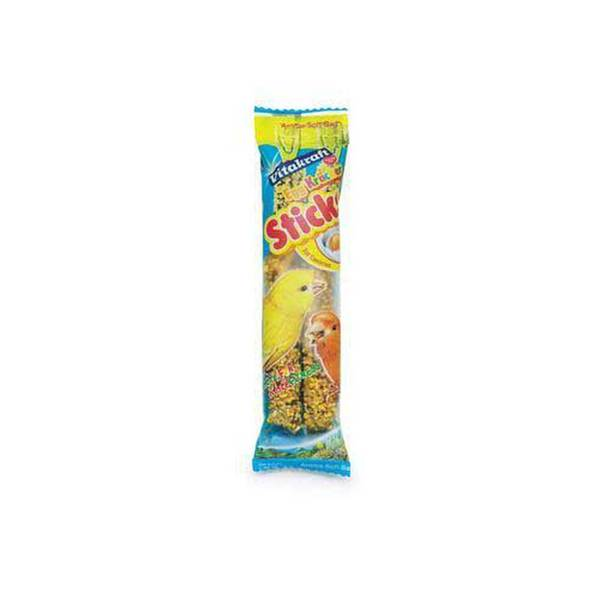 Vitakraft Canary Egg Stix 2Pk See - Through Packaging