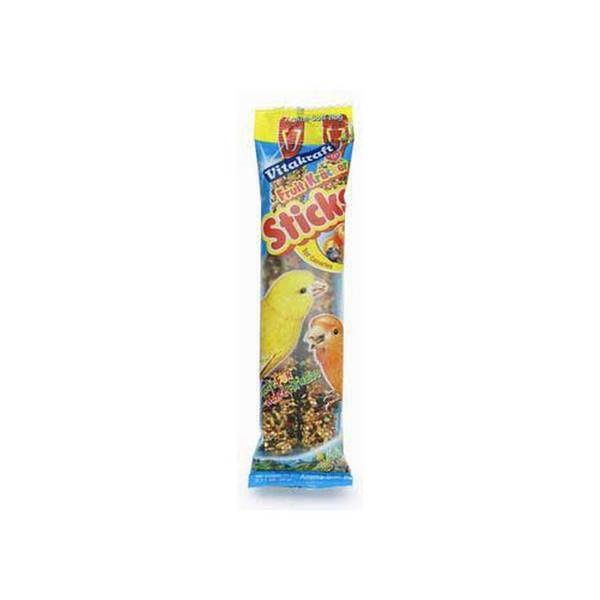 Vitakraft Canary Fruit Stix 2Pk See - Through Packaging