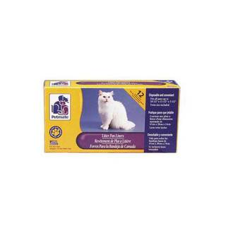 Dosckocil (Petmate) Litter Pan Liners Large 12Ct