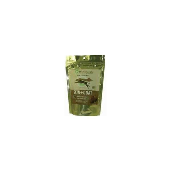 Pet Naturals Of Vermont Skin & Coat Soft Chew 45 Ct