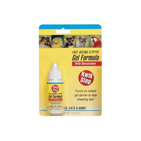 Rich Health Kwik St0P Gel 1Oz