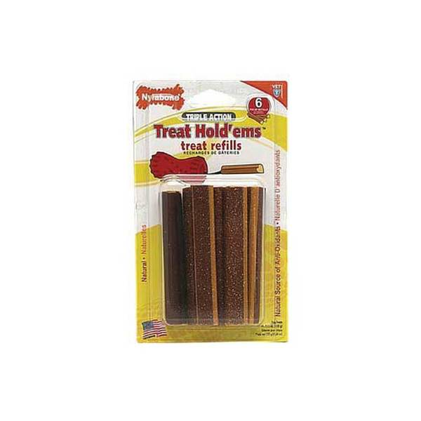 Tfh/Nylabone Romp 'N Chomp Treat Refill 12Pc