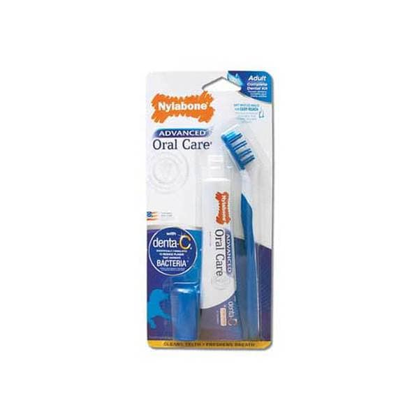 Tfh/Nylabone Advanced Oral Care Dental Kit Dog
