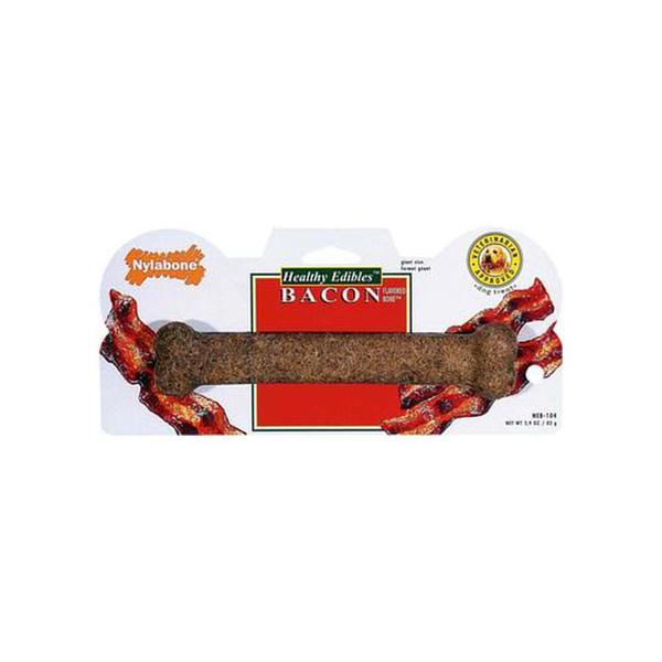Tfh/Nylabone Healthy Edibles Bacon Bone Giant 1Pk
