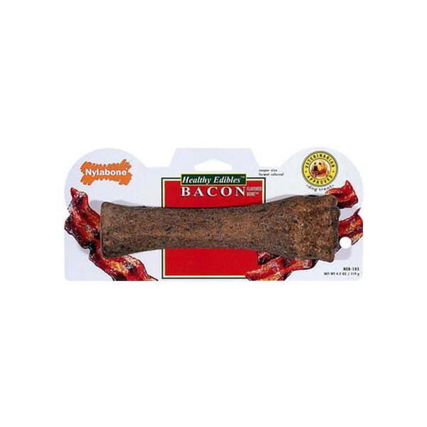 Tfh/Nylabone Healthy Edibles Bacon Bone Souper 1Pk