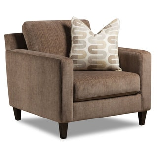 Made to Order Bauhaus Truman Pera Oyster Suite Chair