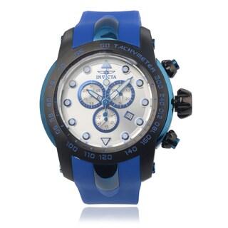 Invicta Men's 'Pro Diver' 17809 Silicone Chronograph Watch