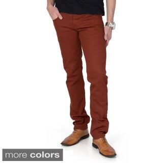Vance Co. Men's Straight Leg Lightweight Denim Jeans