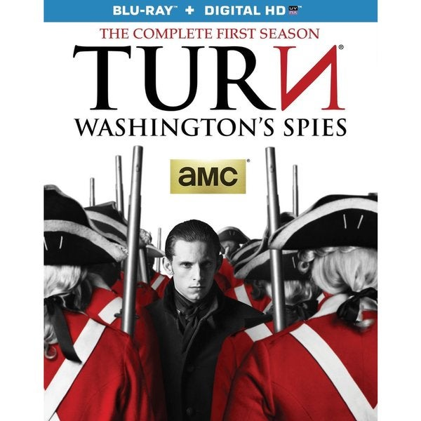 Turn: Washington's Spies (Blu-ray Disc) 14689326