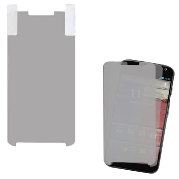 INSTEN Twin-Pack Clear Screen Protector For Motorola Moto X 2014 Version (Pack of 2)