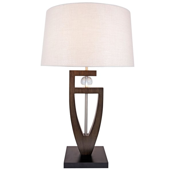 Islington Wood Table Lamp