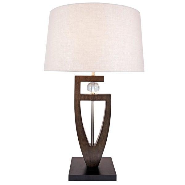 Islington Wood Table Lamp