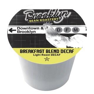 """Brooklyn Bean """"Breakfast Variety Pack"""" Single Serve Coffee K-Cups"""