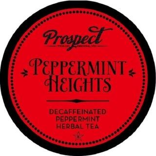 """Prospect Tea """"Peppermint Heights"""" Single Serve Tea K-Cups"""